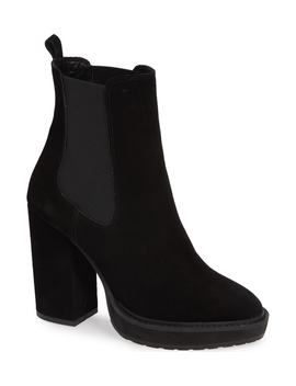 Hedy Chelsea Bootie by Linea Paolo