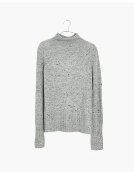 Donegal Inland Turtleneck Sweater In Coziest Yarn by Madewell