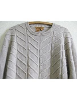 Cashmere Sweater Large 2 Ply Soft Hong Kong by Etsy