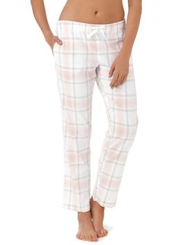 Check Pajama Bottoms by The White Company