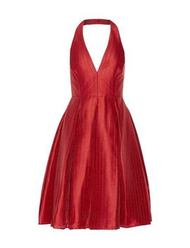 Halston Heritage Knee Length Dress   Dresses by Halston Heritage