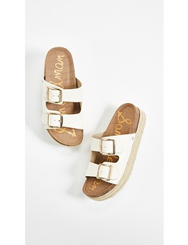 Oakley Platform Slides by Sam Edelman