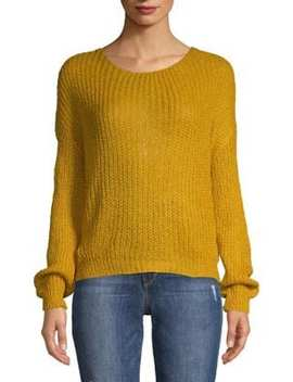 Knitted Long Sleeve Sweater by Missguided