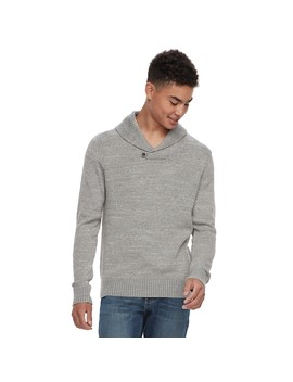 Men's Urban Pipeline™ Shawl Collar Sweater by Kohl's