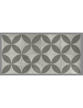"Mulia Tile Gallery 8"" X 8"" Ceramic Field Tile In Avila Gray by Mulia Tile"