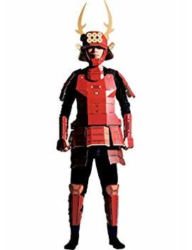 Would You Wear! Cardboard Armor Costume Sanada Yukimura by Showa Note