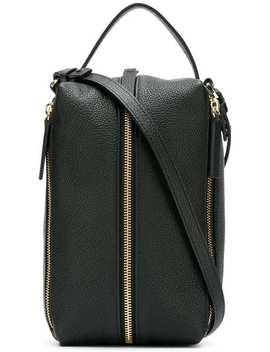Zip Up Shoulder Bag by Jil Sander