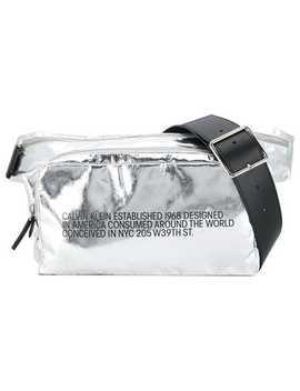 Logo Print Belt Bag by Calvin Klein 205 W39nyc