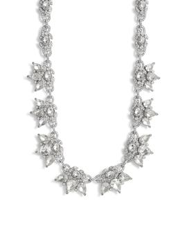 Crystal Collar Necklace by Jenny Packham