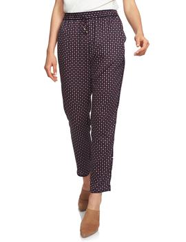 Daisy Foulard Drawstring Pants by 1.State