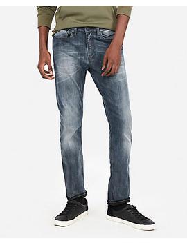 Slim Hyper Stretch Jeans by Express