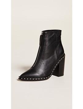 Axel Block Heel Boots by Sol Sana