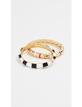 Caria Bracelet Set by Bauble Bar