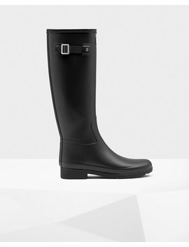 "<Span Itemprop=""Name"">Women's Refined Slim Fit Rain Boots</Span>:                     <Span>Black</Span> by Hunter"