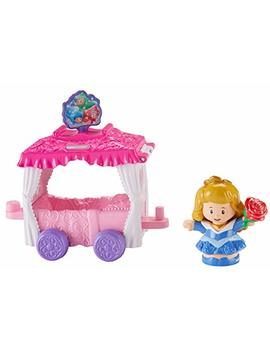 Fisher Price Little People Disney Princess Parade Aurora & Fairy Godmothers' Float by Fisher Price
