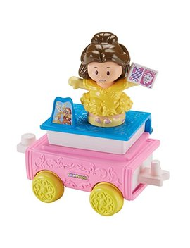 Fisher Price Little People Disney Princess Parade Belle & Chip's Float by Fisher Price