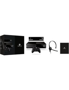 Xbox One With Kinect (Day One Edition) by By          Microsoft
