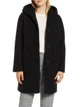 Hooded Coat by Halogen®