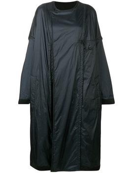 'sleeping Bag' Oversized Mantel by Y 3