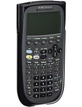 Texti89 Titanium   Texas Instruments Ti 89 Titanium Programmable Graphing Calculator by Texas Instruments