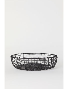 Metal Wire Bread Basket by H&M
