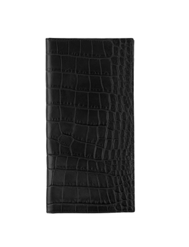 Croc Embossed Passport Case by Cuyana