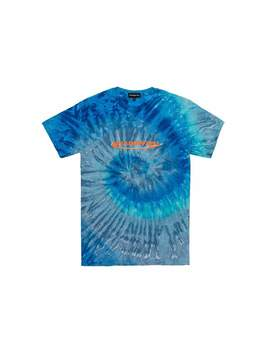 Tie Dye Trophy T Shirt by Shadow Hill