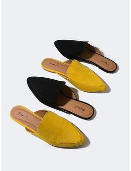 Slide On Loafers by Zooshoo