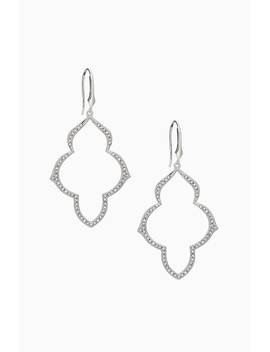 Pavé Arabesque Chandeliers by Stella&Dot