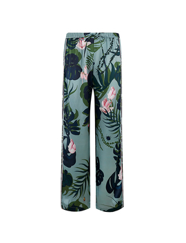 Pyjama Pant In The Botanist by Violet And Wren