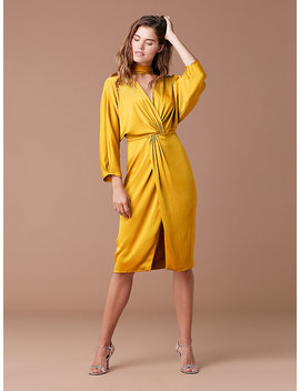 Front Twist Dress&Nbsp; by Dvf