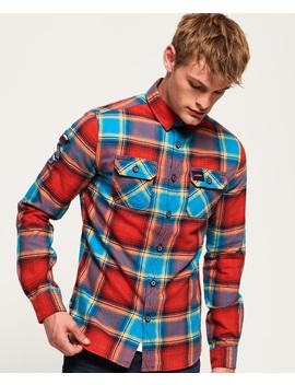 Lumberjack Lite Shirt by Superdry