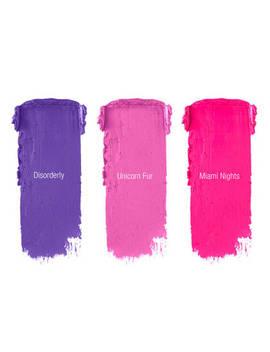 "Velvet Matte Lipstick   Set 3              <Span Class=""Product.Sample.Minicart.Class.Variationdetails""></Span> by Nyx Cosmetics"