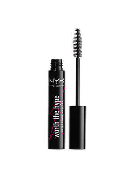 """Worth The Hype Waterproof Mascara              <Span Class=""""Product.Sample.Minicart.Class.Variationdetails""""></Span> by Nyx Cosmetics"""
