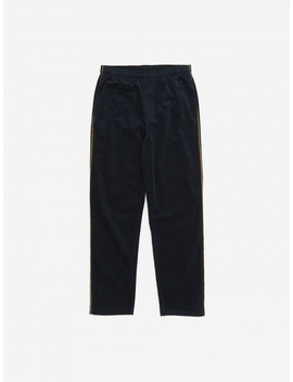 Side Piping Cord Pant   Navy by Stussy