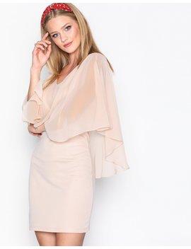 Visays S/L Dress/Dc by Vila