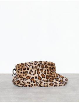 Teddy Faux Fur Shoulder Bag by Topshop
