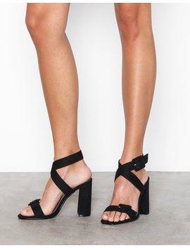 Sazzle Two Part Sandals by Topshop