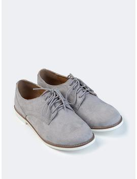 Lace Up Loafers by Zooshoo