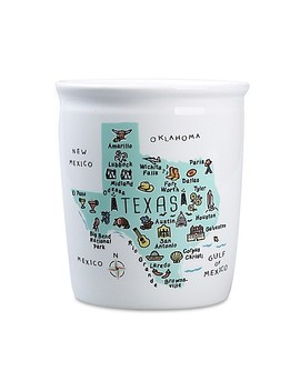 Texas Utensil Crock by Bed Bath And Beyond