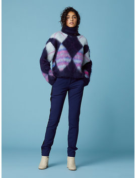 Chunky Turtleneck Sweater by Dvf