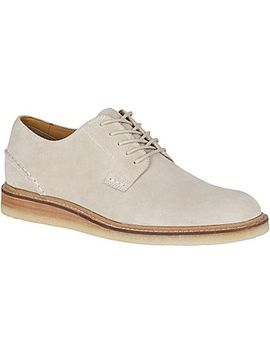 Men's Gold Cup Crepe Suede Oxford by Sperry