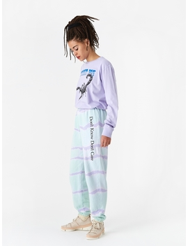 Dont Know Track Pant   Tie Dye by Ashley Williams