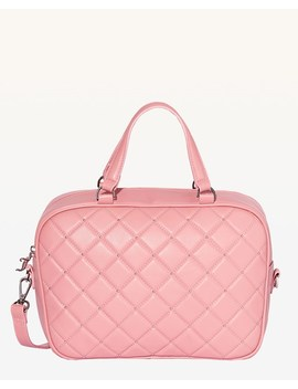 Norwood Blush Leather Crossbody Bag by Juicy Couture