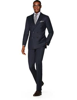 Havana Navy Suit by Suitsupply