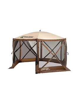 Clam Outdoors Quick Set® Escape™ Extra Large Screen Shelter In Brown by Bed Bath And Beyond