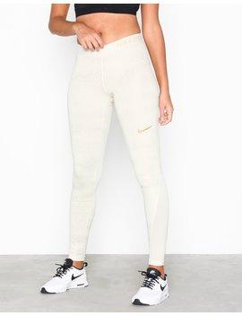 W Np Tght Mtlc Dots Prt by Nike