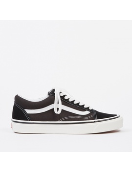 Old Skool 36 Dx   (Anaheim Factory) Black/True White by Vans