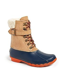 Women's Shearwater Duck Boot by Sperry