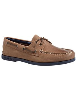 Men's Sperry X Vineyard Vines Authentic Original Plush Boat Shoe by Sperry